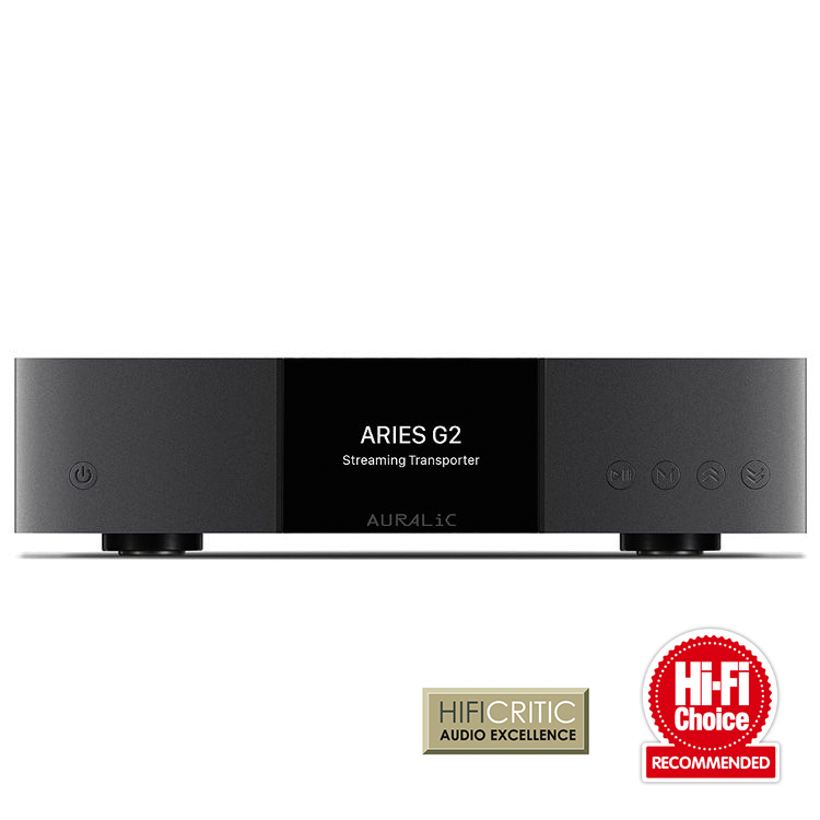 auralic aries g2 streaming transporter high end hi fi audio emotion. Black Bedroom Furniture Sets. Home Design Ideas