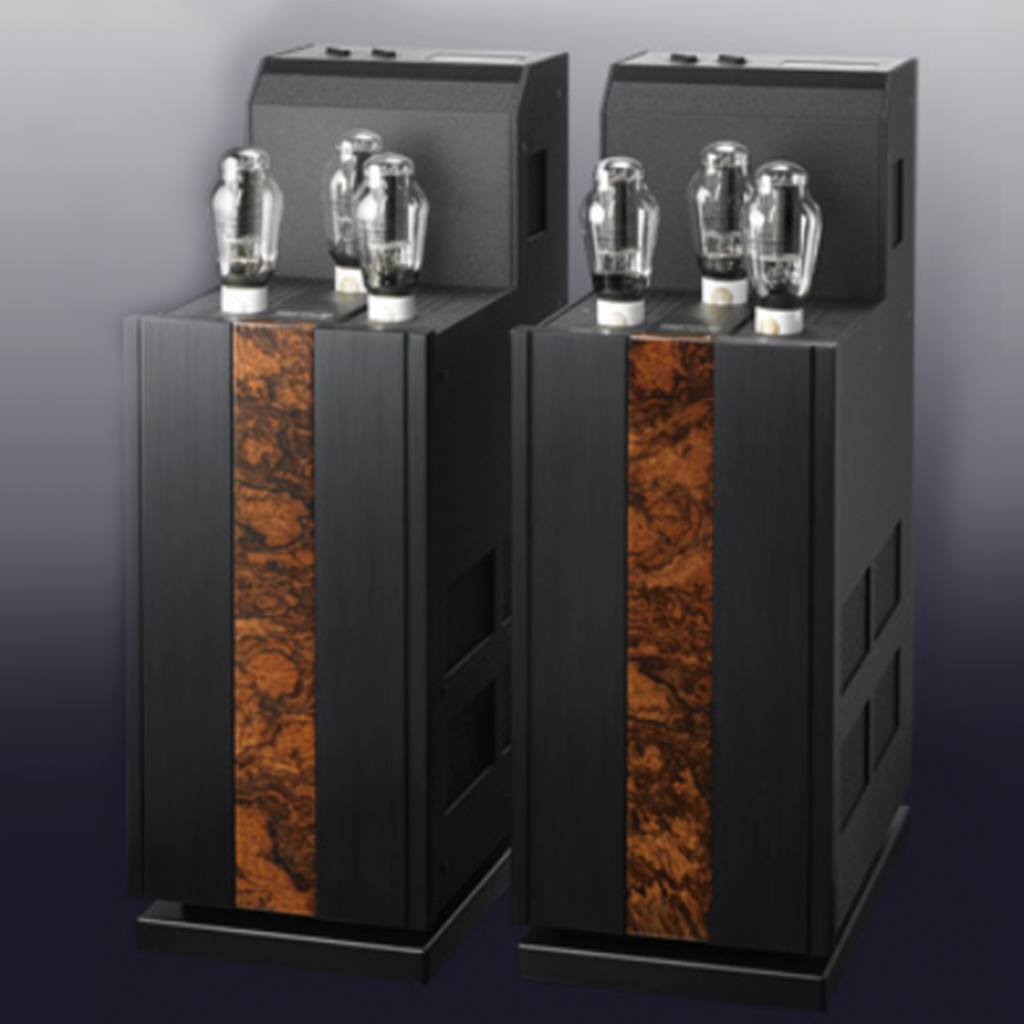 Octave Jubilee 300 B Single-Ended Mono Power Amp Pair