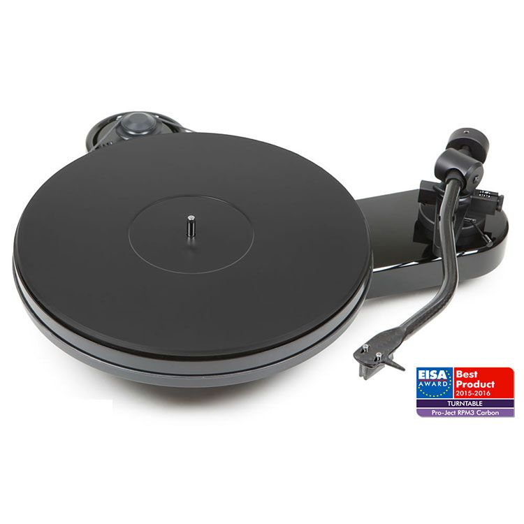 Pro Ject Rpm 3 Turntable Audio Emotion