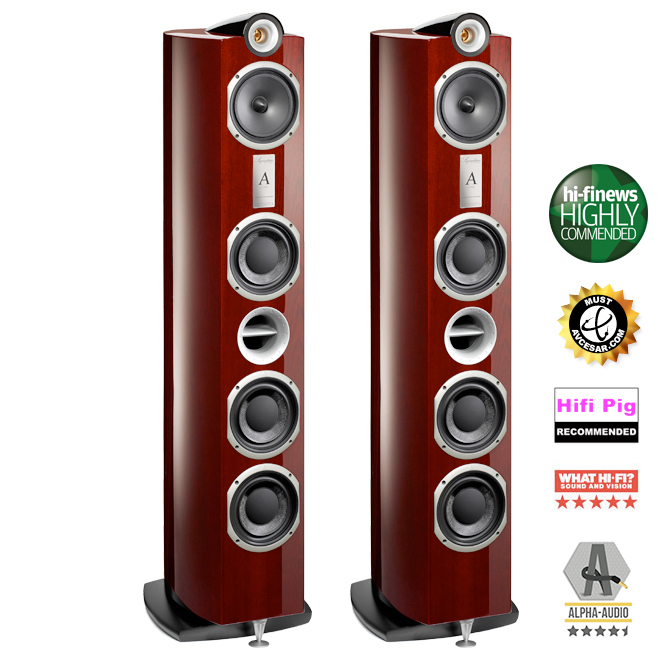 Triangle Signature Alpha Speaker Loudspeakers Audio